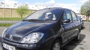 renault clio 2002 renault scenic 1 9 diesel 2002 youtube
