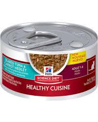 savings on hill u0027s science diet healthy cuisine seared tuna