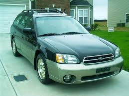 green subaru outback 2002 subaru outback information and photos zombiedrive