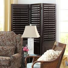 Pier One Room Divider Room Divider Shutters Mysong Site