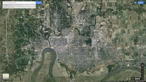 Indiana University Map Evansville Indiana Map