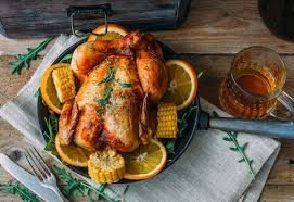 how to cook a turkey and carve it greatist