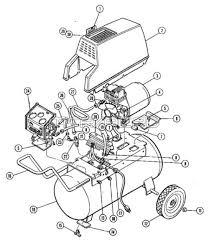 sanborn b3511 parts master tool repair