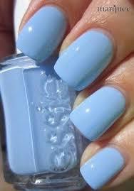 essie nail light blue nails nails album