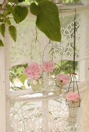 Hanging Lace Curtains 56 Best Delightful Lace Curtains Images On Pinterest Lace