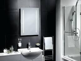 Bathroom Mirror Cabinet With Shaver Socket Led Mirror Cabinet Xenon Led Aluminium Illuminated Bathroom