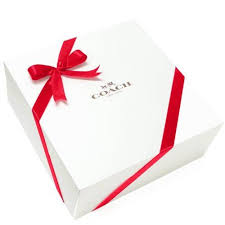 gift wrap box macalpine rakuten global market coaches coach gifts for gift