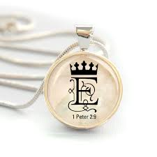 personalized charm necklaces personalized you are royalty 1 2 9 christian charm necklace