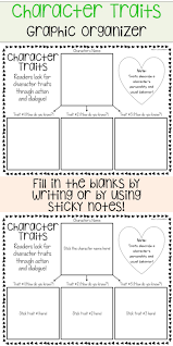 thanksgiving graphic organizer the 25 best character traits graphic organizer ideas on pinterest