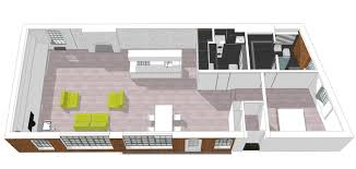 gallery of bermondsey warehouse loft apartment form design