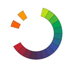 complementary color paint draw paint learn to draw color analogous split