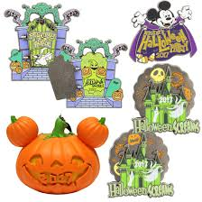 colorful commemorative products coming to mickey u0027s halloween party