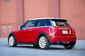 pink mini cooper 2014 mini cooper four seasons introduction automobile magazine