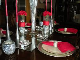 New Year S Eve Dinner Decoration by Christmas Table Decorations Attractive Dinner Decoration Ideas For