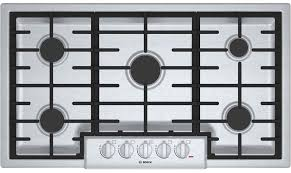 Cooktops Gas 30 Inch Kitchen The Most Bosch Ngm8655uc 36 Inch Gas Cooktop Review