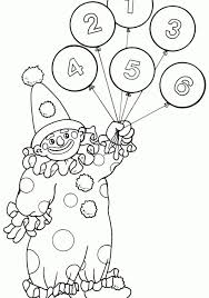 Circus Animals Coloring Pages Free To Print Printable And Download Circus Coloring Page