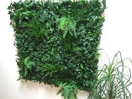 artificial vertical gardens and fake plants on walls garden beet