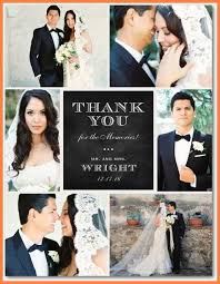 wedding thank you postcards 10 thank you cards wedding leave latter