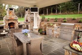 uiper une cuisine barbecue en pour équiper la cuisine d été en 35 idées