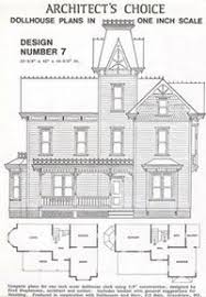 Doll House Plans Barbie Mansion by Plans For A Dollhouse With Elevator The Young Craftsman A