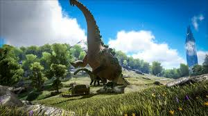 ark survival evolved aiming for winter simultaneous launch