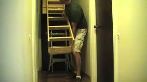 33 drop down ladder for attic drop down attic ladder cogs
