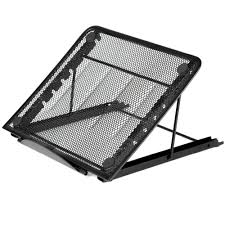 online get cheap ipad book stand aliexpress com alibaba group portable folding adjustable mesh laptop notebook book ipad table desk tray stand cooling stand black