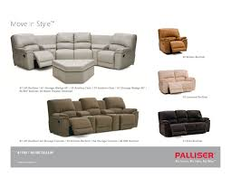 home theater loveseat recliners palliser dallin seating series home theater wedge stargate cinema