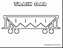 good thomas train engine coloring page with train coloring page