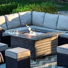 best fire pit table inspiring gas fire pit table tables best propane fire pit table