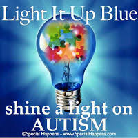 autism speaks light it up blue uk kicks off autism awareness month with light it up blue event weku