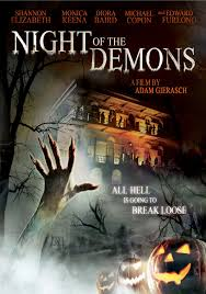 night of the demons 2010 undead review