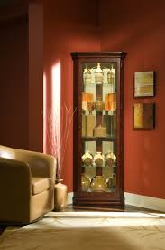 cherry curio cabinets cheap prissy design black corner curio cabinets with glass doors cabinet