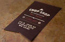 58 die cut business cards designs to die for identity design