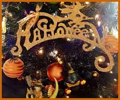 Decorated Halloween Trees 38 Best My Halloween Decor And Craft Projects Images On Pinterest