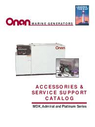 onan marine accessories catalog diesel engine switch