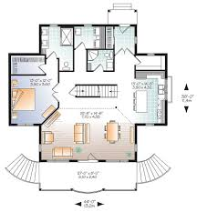 lakefront house plans charming country cottage 22407dr architectural designs house