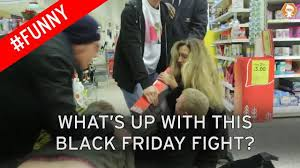 uk black friday first black friday 2015 fight witnessed in uk but there u0027s