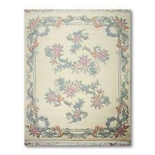 Sculptured Area Rugs Chinese Aubusson Rug Ebay