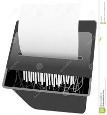 where to shred papers for free shred paper security paper shredder stock vector illustration of