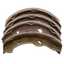 amazon com 10l0l brake shoes set of 4 fits e z go medalist txt