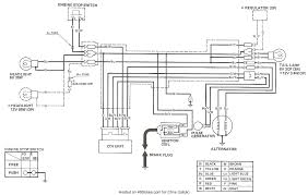 honda wiring diagrams u0026 electrical schematics 4strokes com