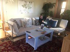 ekebol sofa for sale ikea ekebol sectional x 2 living room long narrow pinterest