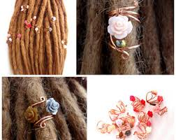 synthetic dreadlock extensions and hair accessories by iconiclocks