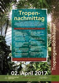 Tropische Pflanzen Im Garten Freilerner Treffen Im Botanischen Garten Hamburg Am 02 04 2017