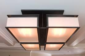Kitchen Ceiling Lights Flush Mount Solution To The Kitchen Ceiling Light Redo With Kitchen Ceiling