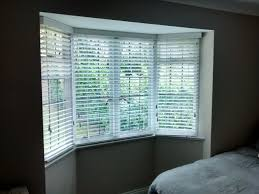 Home Decorators Collection Blinds Installation by Wood Venetian Blinds Installed To A Bay Window In Haywards Heath