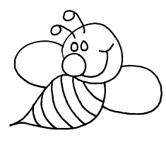 Beehive Coloring Pages Print Cute Bumble Bee Flying Over Flower Bumblebee Coloring Pages