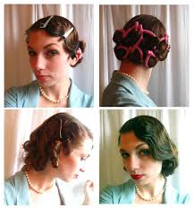 hairstyles 1920 s era mid length 30 diy vintage hairstyle tutorials for short medium long hair