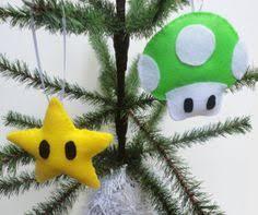 super mario star christmas tree topper 13 cm 5